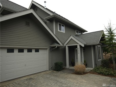 Bellingham Condo/Townhouse For Sale: 4602 Quinn Ct