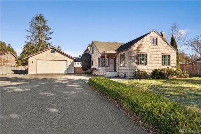 Snohomish Single Family Home For Sale: 1715 Pine Ave