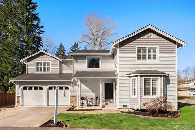 Lynnwood Single Family Home For Sale: 13524 25th Ave W