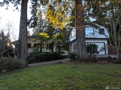 Kirkland Single Family Home For Sale: 6705 125th Ave NE