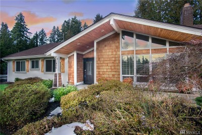 Sammamish Single Family Home For Sale: 21606 SE 32nd Place