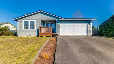 Rochester Single Family Home Pending Inspection: 17948 Iris Place SW