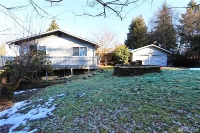 Everett Single Family Home For Sale: 12328 51st Ave SE