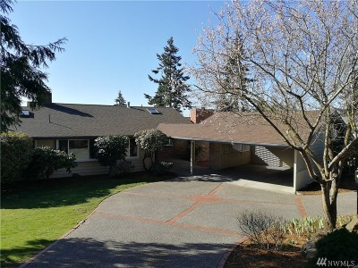 Bellevue Single Family Home For Sale: 12455 SE 26 Place