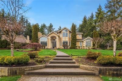 Gig Harbor Single Family Home For Sale: 11618 Sorrel Run NW