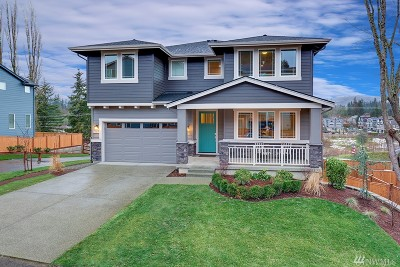 Sammamish Single Family Home For Sale: 23517 SE 45th Place #Lot25
