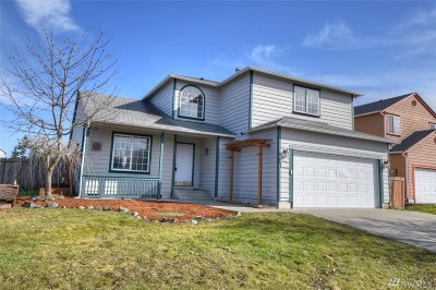 Olympia Single Family Home Pending Inspection: 1310 Chatham Dr SE