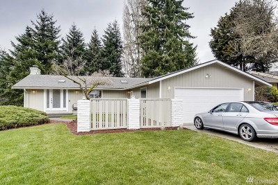 Federal Way Single Family Home For Sale: 32235 24th Ave SW