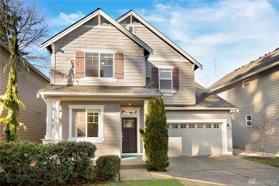 Lynnwood Single Family Home For Sale: 1328 216th St SW