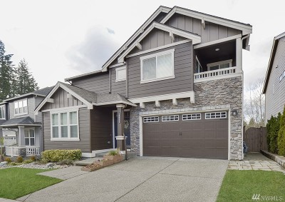 Renton Single Family Home For Sale: 19025 178th Place SE