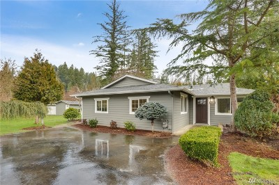 Issaquah Single Family Home For Sale: 23932 SE Black Nugget Road