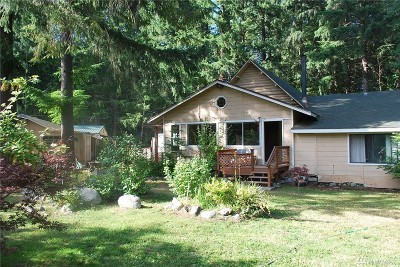 Lewis County Single Family Home For Sale: 217 Crescent Beach Dr