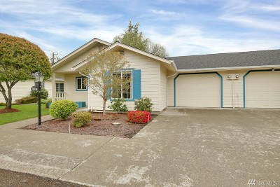 Centralia Single Family Home For Sale: 1211 Searle Dr