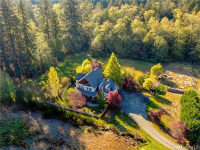 Silverdale Single Family Home Contingent: 14003 Cozy Cove Place NW