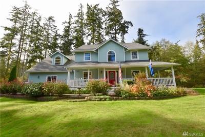 Oak Harbor Single Family Home Pending Inspection: 1927 Boon Rd