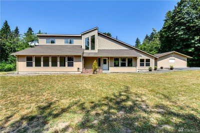 Snohomish Single Family Home For Sale: 18414 65th Ave SE