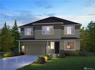 Lacey Single Family Home Pending: 2014 (Lot 100) Water Lily Lane SE