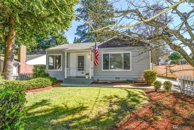 Seattle Single Family Home For Sale: 14030 Ashworth Ave N