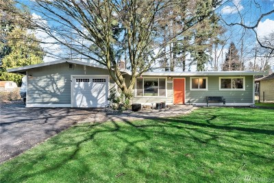 Lynnwood Single Family Home For Sale: 16921 20th Ave W