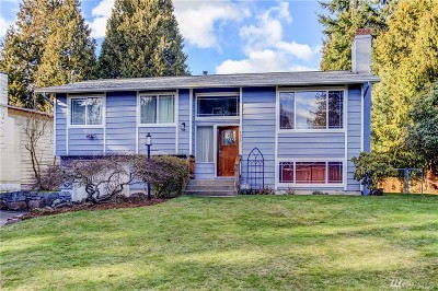 Lynnwood Single Family Home For Sale: 4629 185 Place SW