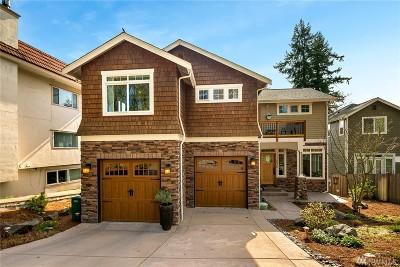 Kirkland Single Family Home For Sale: 11830 89th Ave NE