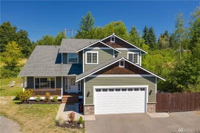 Everett Single Family Home For Sale: 3033 Cavalero Rd