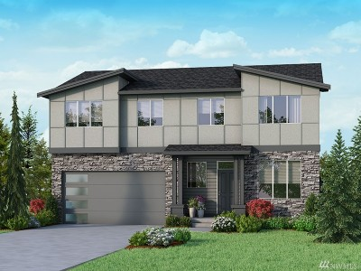 Marysville Single Family Home Contingent: 7319 31st Place NE #DF10