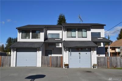 Lake Stevens Multi Family Home For Sale: 16015 82nd St NE