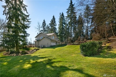 Snohomish Single Family Home For Sale: 10918 206th St SE