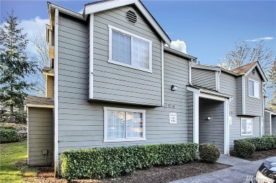 Federal Way Condo/Townhouse For Sale: 1805 S 284th Lane #F-101