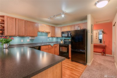 Issaquah Condo/Townhouse For Sale: 700 Front St S #A304