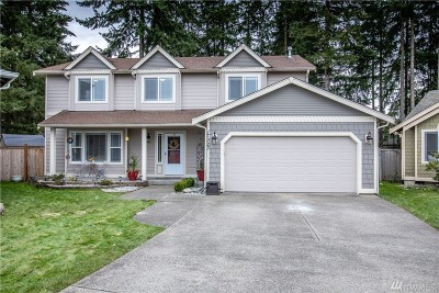 Puyallup Single Family Home For Sale: 17323 94th Av Ct E