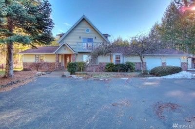 Shelton Single Family Home For Sale: 1911 E Island Lake Dr