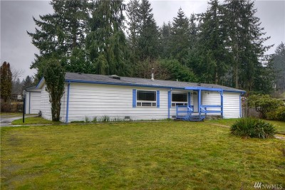 Lacey Single Family Home Pending: 1136 Annette Ct SE