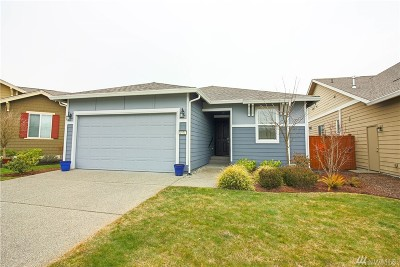 Lacey Single Family Home For Sale: 4934 Orcas Place NE