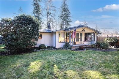 Lakewood Single Family Home For Sale: 8826 Washington Blvd SW