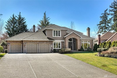Sammamish Single Family Home For Sale: 309 210 Ct SE