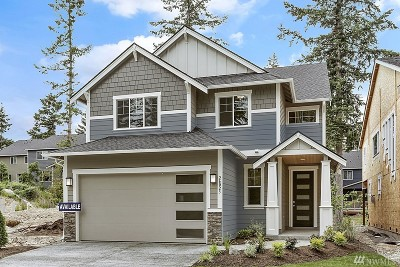 Maple Valley Single Family Home For Sale: 26023 242nd Place SE #Lot 3