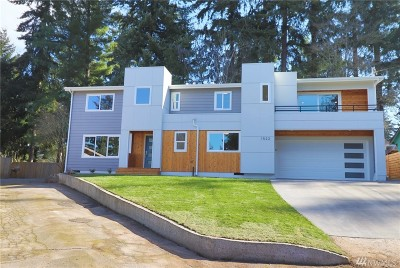 Shoreline Single Family Home For Sale: 1522 N 146th St