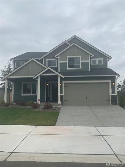 Bonney Lake Single Family Home For Sale: 21324 113th Street Ct E (Lot 2)