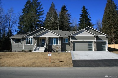 Snohomish Single Family Home For Sale: 11910 176th Ave SE #1