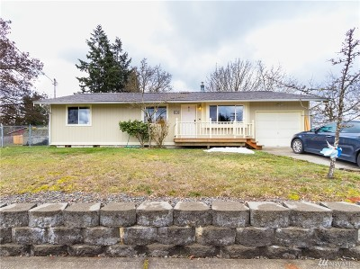 Yelm Single Family Home For Sale: 210 Stevens Ave NW