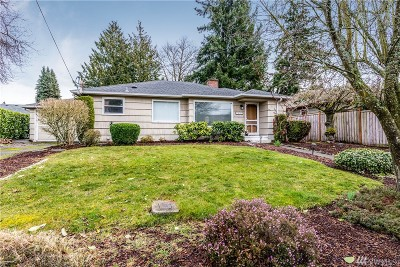 Tacoma Single Family Home For Sale: 1207 N Huson St