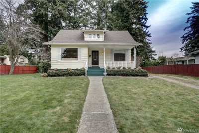 Fircrest Single Family Home For Sale: 127 Harvard Ave