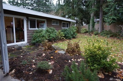 Bellevue Single Family Home For Sale: 3802 156th Ave SE