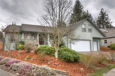 Olympia Single Family Home For Sale: 3628 25th Wy SE