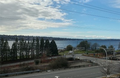 Renton Condo/Townhouse For Sale: 1700 Lake Washington Blvd N #201