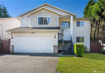 Lynnwood Single Family Home For Sale: 20914 9th Place W