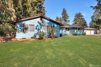 Puyallup Single Family Home For Sale: 18007 84th Ave E