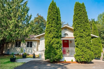 Kent Single Family Home For Sale: 19407 SE 272nd St